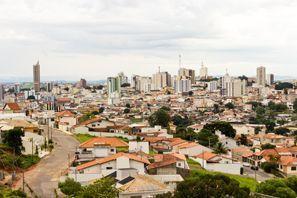 Prenájom auta Varginha, Brazília