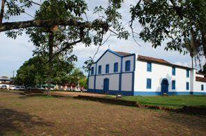 Prenájom auta Varzea Grande, Brazília