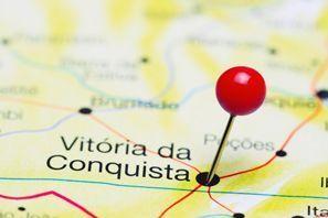 Prenájom auta Vitoria da Conquista, Brazília