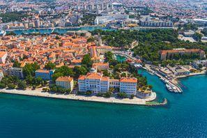 Prenájom auta Zadar, Chorvátsko