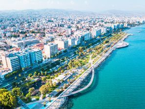 Prenájom auta Limassol, Cyprus