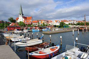 Prenájom auta Ronne, Dánsko