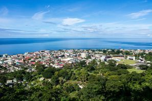 Prenájom auta Roseau, Dominica