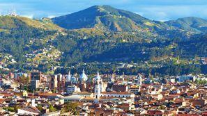 Prenájom auta Cuenca, Ekvádor