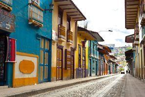 Prenájom auta Loja, Ekvádor