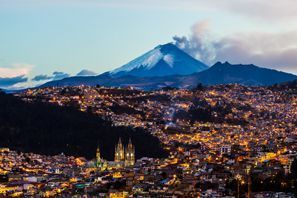 Prenájom auta Quito, Ekvádor