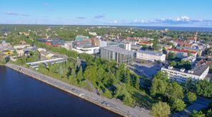 Prenájom auta Parnu, Estónsko