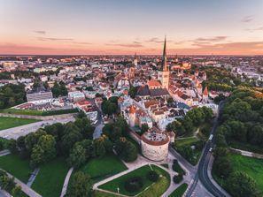 Prenájom auta Tallinn, Estónsko