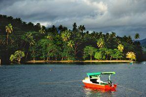 Prenájom auta Pacific Harbour, Fidži