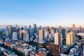 Prenájom auta Manila, Filipíny