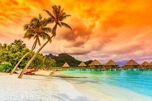 Prenájom auta Bora Bora, Francúzska Polynézia