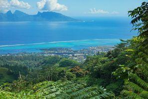 Prenájom auta Moorea Island, Francúzska Polynézia