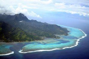 Prenájom auta Tahiti Island, Francúzska Polynézia