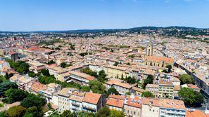 Prenájom auta Aix En Provence, Francúzsko