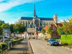 Prenájom auta Amiens, Francúzsko