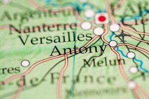 Prenájom auta Antony, Francúzsko
