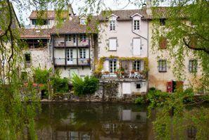Prenájom auta Aurillac, Francúzsko