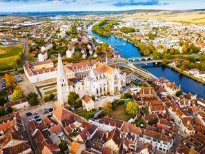 Prenájom auta Auxerre, Francúzsko