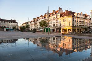 Prenájom auta Beauvais, Francúzsko