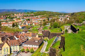 Prenájom auta Belfort, Francúzsko