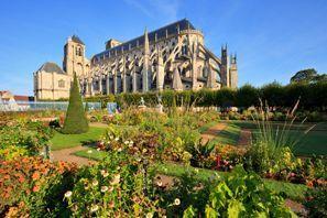 Prenájom auta Bourges, Francúzsko