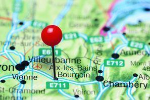 Prenájom auta Bourgoin Jallieu, Francúzsko