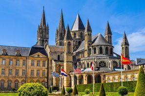 Prenájom auta Caen, Francúzsko