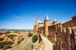 Prenájom auta Carcassonne, Francúzsko