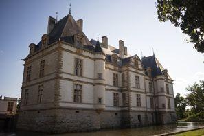 Prenájom auta Chalonnes Sur Loire, Francúzsko