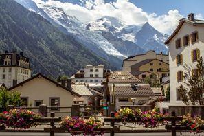 Prenájom auta Chamonix, Francúzsko