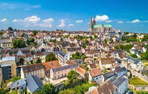 Prenájom auta Chartres, Francúzsko