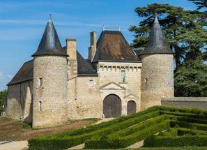 Prenájom auta Chasseneuil du Poitou, Francúzsko