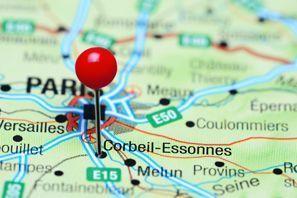 Prenájom auta Corbeil, Francúzsko