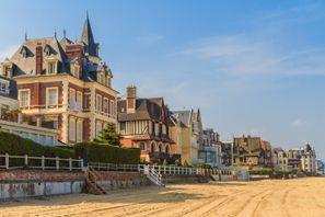 Prenájom auta Deauville, Francúzsko