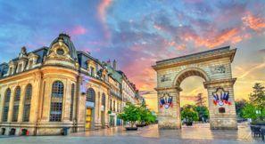Prenájom auta Dijon, Francúzsko