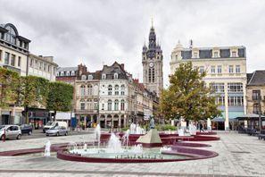 Prenájom auta Douai, Francúzsko