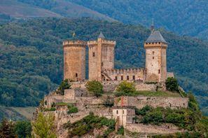 Prenájom auta Foix, Francúzsko