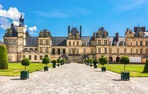 Prenájom auta Fontainebleau, Francúzsko