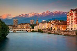 Prenájom auta Grenoble, Francúzsko