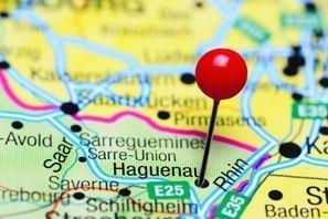 Prenájom auta Haguenau, Francúzsko