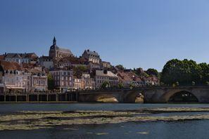 Prenájom auta Joigny, Francúzsko