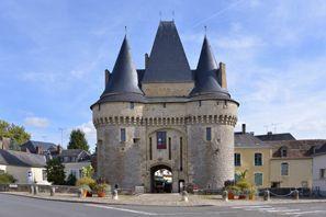 Prenájom auta La Ferte Bernard, Francúzsko