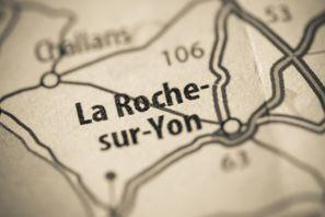Prenájom auta La Roche Sur Yon, Francúzsko