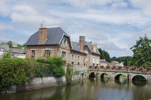Prenájom auta Lamballe, Francúzsko