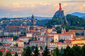Prenájom auta Le Puy en Velay, Francúzsko
