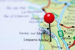 Prenájom auta Lesparre-medoc, Francúzsko