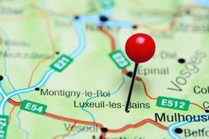 Prenájom auta Luxeuil Les Bains, Francúzsko