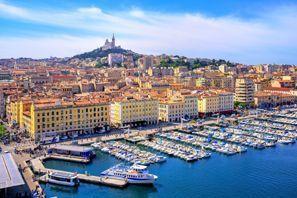 Prenájom auta Marseille, Francúzsko
