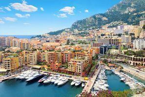Prenájom auta Monaco /Cap d`Ail, Francúzsko