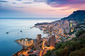 Prenájom auta Monaco, Francúzsko